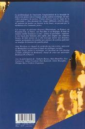 Justice De Proximite En Europe - 4ème de couverture - Format classique