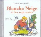 Blanche Neige Et Les Sept Nains (Cd) - Intérieur - Format classique