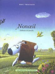 Nonoeil l'album de famille - Intérieur - Format classique
