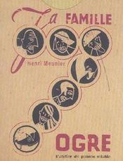 Famille ogre (la) - Intérieur - Format classique