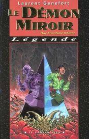 Le demon miroir - Intérieur - Format classique
