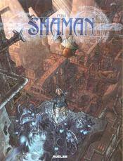 Shaman T.1 ; L'Eveil - Intérieur - Format classique