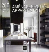 200 conseils pour aménager votre appartement - Couverture - Format classique
