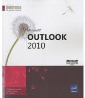 Outlook 2010 - Couverture - Format classique
