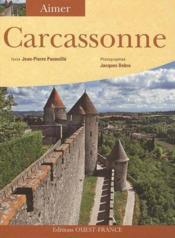 Aimer Carcassonne - Couverture - Format classique