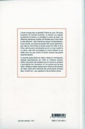Le carrefour javanais ; essai histoire globale - 4ème de couverture - Format classique