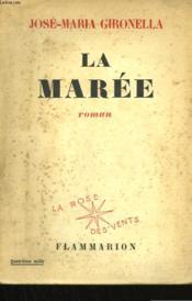 La Maree. - Couverture - Format classique