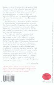 Melancolies de l'antiquite au xxe siecle - 4ème de couverture - Format classique