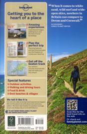 Devon & Cornwall (3e édition) - 4ème de couverture - Format classique