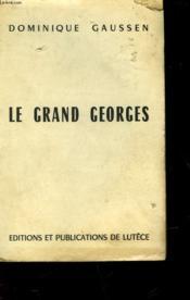 Le Grand Georges - Couverture - Format classique