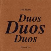 Duos - Couverture - Format classique