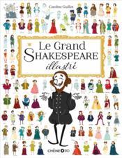 Le grand Shakespeare illustré - Couverture - Format classique