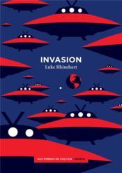 Invasion - Couverture - Format classique