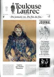 Toulouse-Lautrec (journal) - Couverture - Format classique