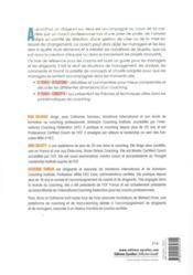 Le coaching de managers et de dirigeants - 12 fiches situations et 12 fiches concepts - 4ème de couverture - Format classique