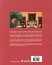 Le château de la Moutte : un joyau romantique à Saint-Tropez - 4ème de couverture - Format classique