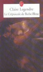 Le Crepuscule De Barbe Bleue - Intérieur - Format classique