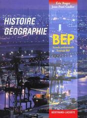 Histoire Geographie Bep - Intérieur - Format classique