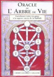 Oracle de l'arbre de vie ; coffret - Intérieur - Format classique