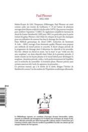 Méthode gymnastique du cheval - 4ème de couverture - Format classique