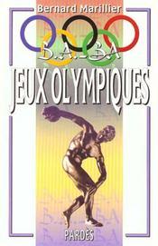 Jeux olympiques - Intérieur - Format classique