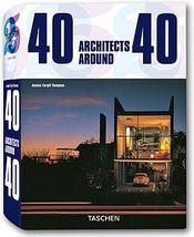 40 architects around 40 - Intérieur - Format classique