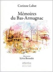 Mémoires du Bas-Armagnac - Couverture - Format classique