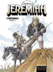 Jeremiah ; INTEGRALE VOL.5 ; T.17 A T.20 - Intérieur - Format classique