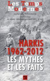Revue Les Temps Modernes N.666 ; Harkis 1962-2012 ; Les Mythes Et Les Faits - Couverture - Format classique