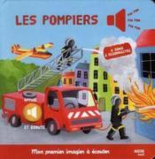 Les pompiers - Couverture - Format classique