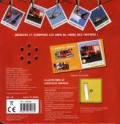 Les pompiers - 4ème de couverture - Format classique