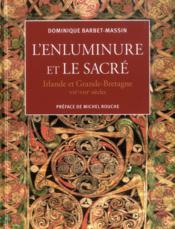 Enluminure Et Le Sacre - Couverture - Format classique