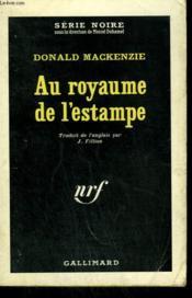 Au Royaume De L'Estampe. ( The Genial Stranger ). Collection : Serie Noire N° 738 - Couverture - Format classique