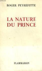 La Nature Du Prince. - Couverture - Format classique