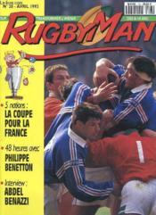 Rugbyman N°20 - Couverture - Format classique