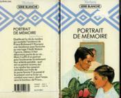 Portrait De Memoire - Portrait Of Sister Nicola - Couverture - Format classique