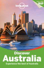Discover Australia (3e édition) - Couverture - Format classique