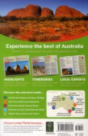 Discover Australia (3e édition) - 4ème de couverture - Format classique