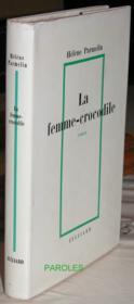 La Femme-crocodile. - Couverture - Format classique