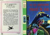 Les Six Compagnons Et Les Pirates Du Rail - Couverture - Format classique
