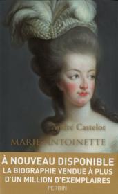 Marie-Antoinette - Couverture - Format classique
