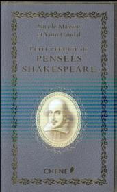Petit recueil de pensées ; Shakespeare - Couverture - Format classique