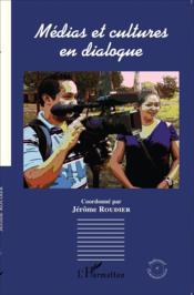 Médias et cultures en dialogue - Couverture - Format classique