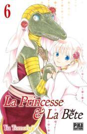 La princesse et la bête T.6 - Couverture - Format classique