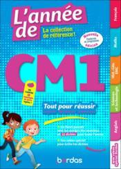 L'ANNEE DE ; CM1 ; toutes les matières (édition 2020) - Couverture - Format classique