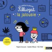 La jalousie - Couverture - Format classique