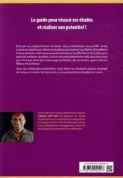 Integrer les grandes écoles et les filières d'excellence - 4ème de couverture - Format classique