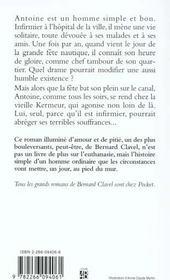 Le Tambour Du Bief - 4ème de couverture - Format classique