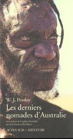 Les derniers nomades australiens - Intérieur - Format classique