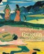 Géographies de Gauguin - Couverture - Format classique